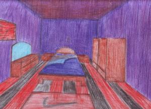 يمان معروف - الصف الثامن  